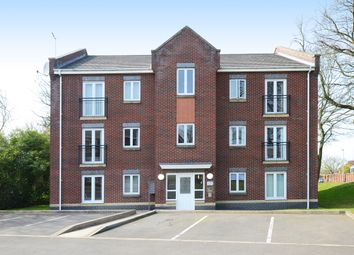 Thumbnail 2 bed flat to rent in Catherine House, Scholars Court, Penkhull