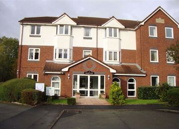 Thumbnail 1 bed flat for sale in Acorn Close, Burnage, Manchester