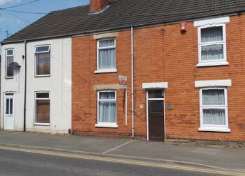 Thumbnail 2 bed terraced house to rent in Springfield Road, Grantham