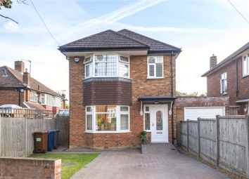 Rowlands Avenue, Pinner, Middlesex HA5. 3 bed detached house