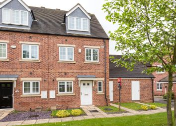Thumbnail 3 bed end terrace house for sale in Rowan Court, Selby