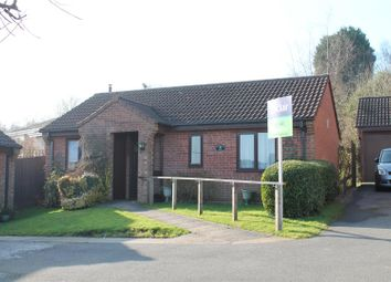 Thumbnail 2 bed detached bungalow for sale in Willow Court, Uplands Drive, Markfield, Leicestershire