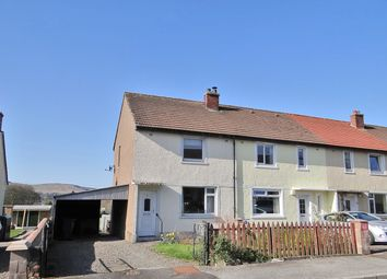 Thumbnail 2 bed terraced house for sale in Townsend Crescent, Castledouglas, Kirkcudbrightshire