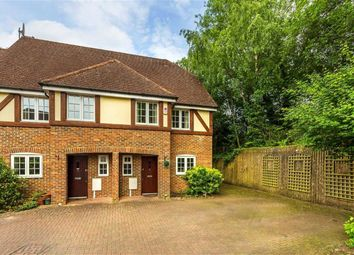Thumbnail 4 bed semi-detached house for sale in Winterbourne Mews, Old Oxted, Surrey