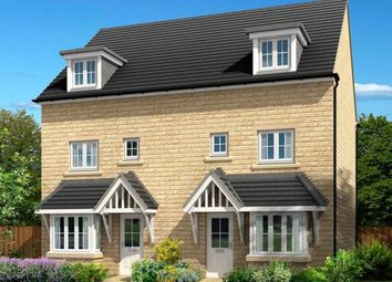 "Thumbnail 4 bed terraced house for sale in ""Woodbridge"" at Ponds Court Business, Genesis Way, Consett"