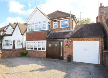 Thumbnail 3 bed detached house for sale in Hoylake Crescent, Ickenham