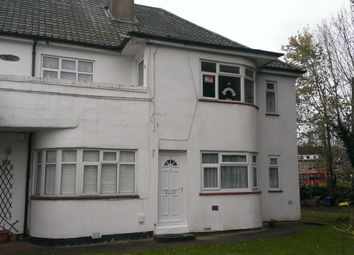 Thumbnail 2 bed maisonette to rent in Abercorn Road, Mill Hill