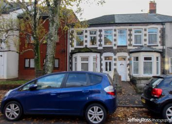 Thumbnail 3 bed terraced house to rent in Severn Grove, Cardiff