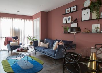 Thumbnail 3 bedroom flat for sale in Bow Road, Bow, London