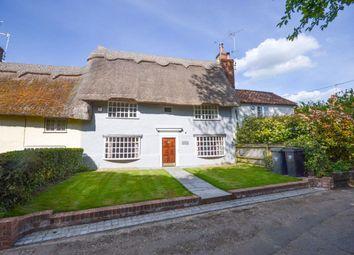 Thumbnail Cottage to rent in The Druce, Clavering, Saffron Walden