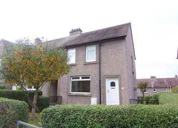 Thumbnail 3 bed semi-detached house to rent in Clermiston Drive, Edinburgh