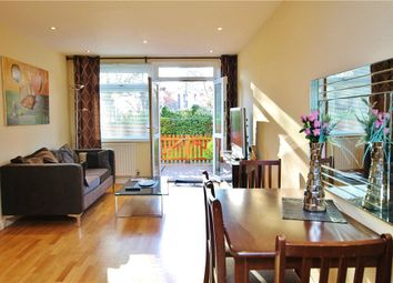 Thumbnail 1 bedroom flat for sale in Arnal Crescent, Southfields, London