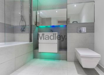 Thumbnail 1 bed flat for sale in Seafarer Way, London