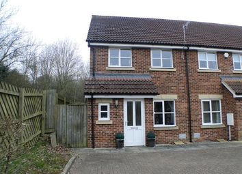 Thumbnail 3 bed end terrace house to rent in Otterburn Crescent, Oakhill, Milton Keynes