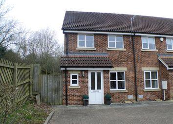Thumbnail 3 bedroom end terrace house to rent in Otterburn Crescent, Oakhill, Milton Keynes