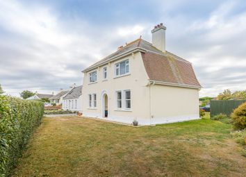 Thumbnail 4 bed detached house for sale in Pleinheaume Road, Vale, Guernsey