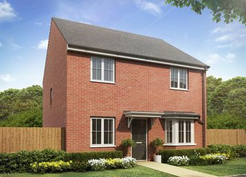 """Thumbnail 4 bed detached house for sale in """"The Knightsbridge """" at Southminster Road, Burnham-On-Crouch"""