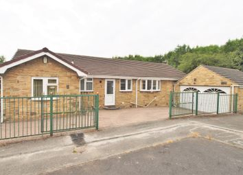 Thumbnail 4 bed detached bungalow for sale in Wharncliffe Close, Hoyland, Barnsley