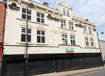 Thumbnail Commercial property for sale in Broad Street, Wolverhampton