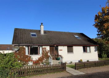 Thumbnail 5 bed detached house for sale in Willow Park, 10, Morefield Crescent, Ullapool, Ross-Shire