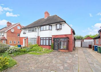 Thumbnail 3 bed semi-detached house for sale in Whitchurch Lane, Canons Park, Edgware