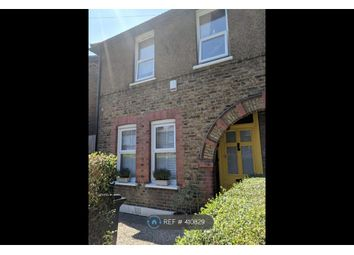 Thumbnail 3 bed end terrace house to rent in Elphinstone Road, London
