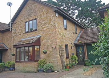 Thumbnail 3 bed detached house for sale in Burgate Fields, Fordingbridge