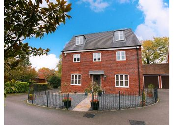 Thumbnail 6 bed detached house for sale in Quarry Close, Hartpury