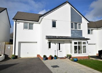 Thumbnail 4 bed detached house for sale in Carvinack Meadows, Shortlanesend, Truro, Cornwall