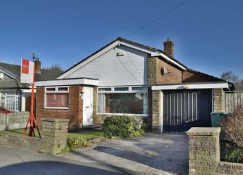 Thumbnail 3 bed detached bungalow for sale in Elcombe Avenue, Lowton, Warrington