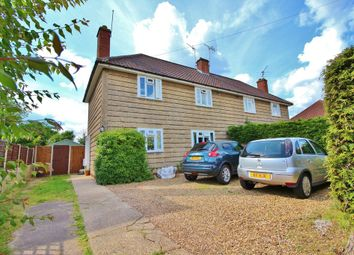 Thumbnail 4 bed semi-detached house for sale in Le-Neve Road, Marsham, Norwich