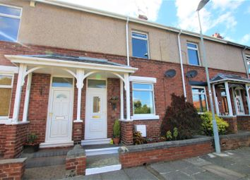 Thumbnail 2 bed terraced house for sale in Laburnum Road, Bishop Auckland