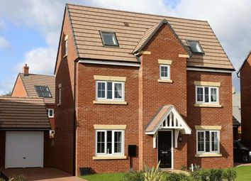"Thumbnail 4 bed semi-detached house for sale in ""Hexham 2"" at Bearscroft Lane, London Road, Godmanchester, Huntingdon"