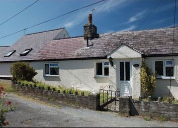 Thumbnail 2 bed property to rent in Aberdesach, Caernarfon