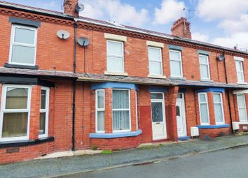 Thumbnail 2 bed terraced house for sale in Mount Road, Rhyl
