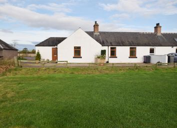 Thumbnail 3 bed cottage for sale in Castleton Cottages, Eassie, Forfar