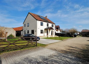 Thumbnail 4 bed detached house for sale in Red Road, Burnham-On-Sea