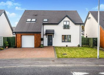 Thumbnail 3 bed detached house for sale in Whiterow Drive, Forres, Morayshire