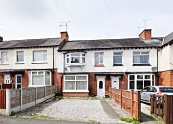 Thumbnail 3 bed terraced house for sale in Albion Street, Crewe