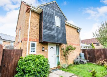 Thumbnail 3 bed detached house for sale in Wheatfields, Thurston, Bury St. Edmunds