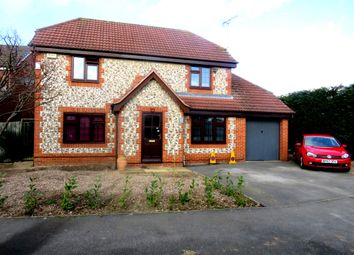 Thumbnail 4 bedroom detached house for sale in Ashness Close, Gamston, Nottingham