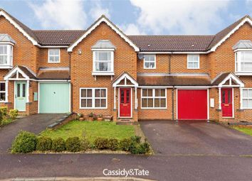 Thumbnail 3 bed terraced house for sale in Longacres, St Albans, Hertfordshire