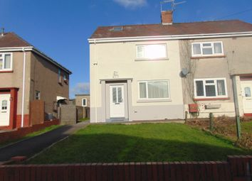 Thumbnail 3 bed semi-detached house to rent in Heol Elfed, Burry Port