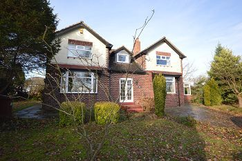 Thumbnail 4 bedroom detached house to rent in Hassall Green, Sandbach