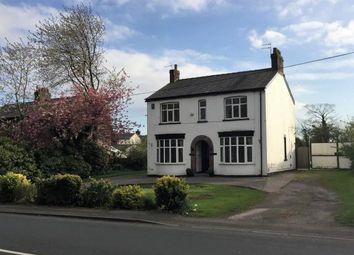 Thumbnail 4 bedroom detached house for sale in Church Lane, Farington Moss, Leyland, Lancashire