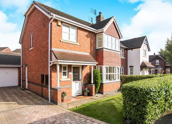 Thumbnail 3 bed detached house for sale in Hawthorn Close, Holmes Chapel, Crewe