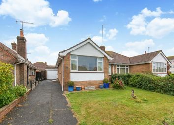 Thumbnail 3 bed semi-detached bungalow for sale in St Pauls Avenue, Lancing