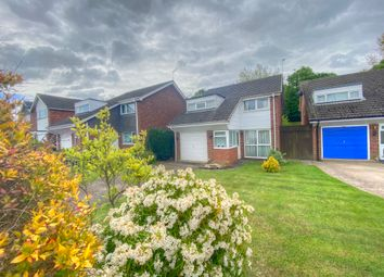 Thumbnail 3 bed detached house for sale in Willow Close, Gainsborough