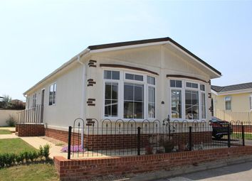 Thumbnail 3 bed mobile/park home for sale in Oak Tree Lane, Eastbourne