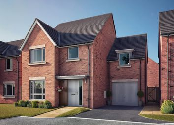 """Thumbnail 4 bed detached house for sale in """"The Formby"""" at South Newsham Road, Blyth"""
